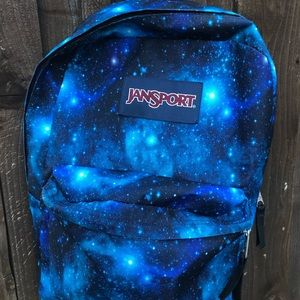 Galaxy Jansport backpack